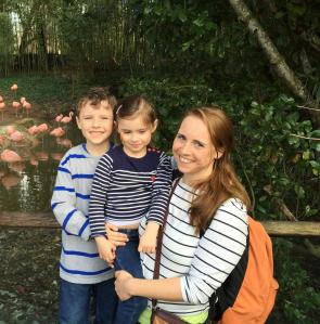 zoo 2015 me and kids